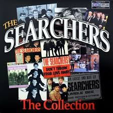 Vinyyli LP; The Searchers - The Collection