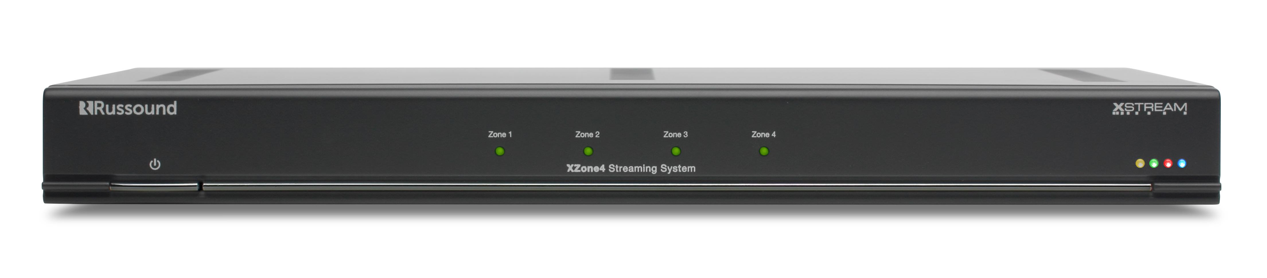 Russound XZone4 monihuonejärjestelmä