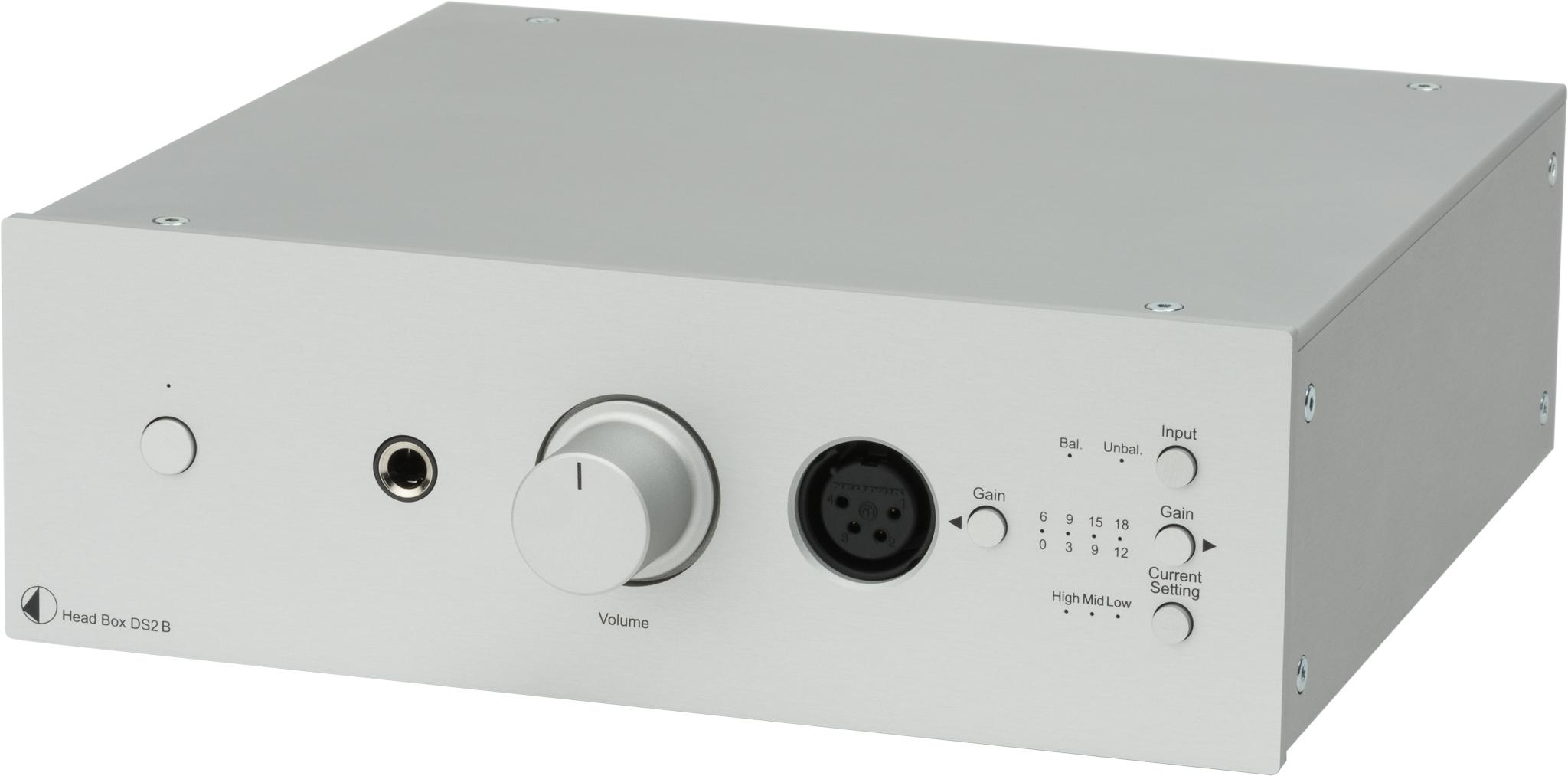 Pro-Ject Head Box DS2 kuulokevahvistin