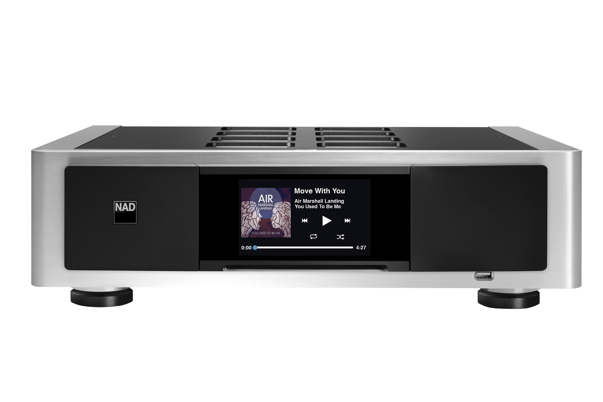 NAD Masters M50.2 Digital Music Player