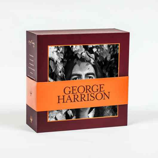 George Harrison The Complete Collection LP Box