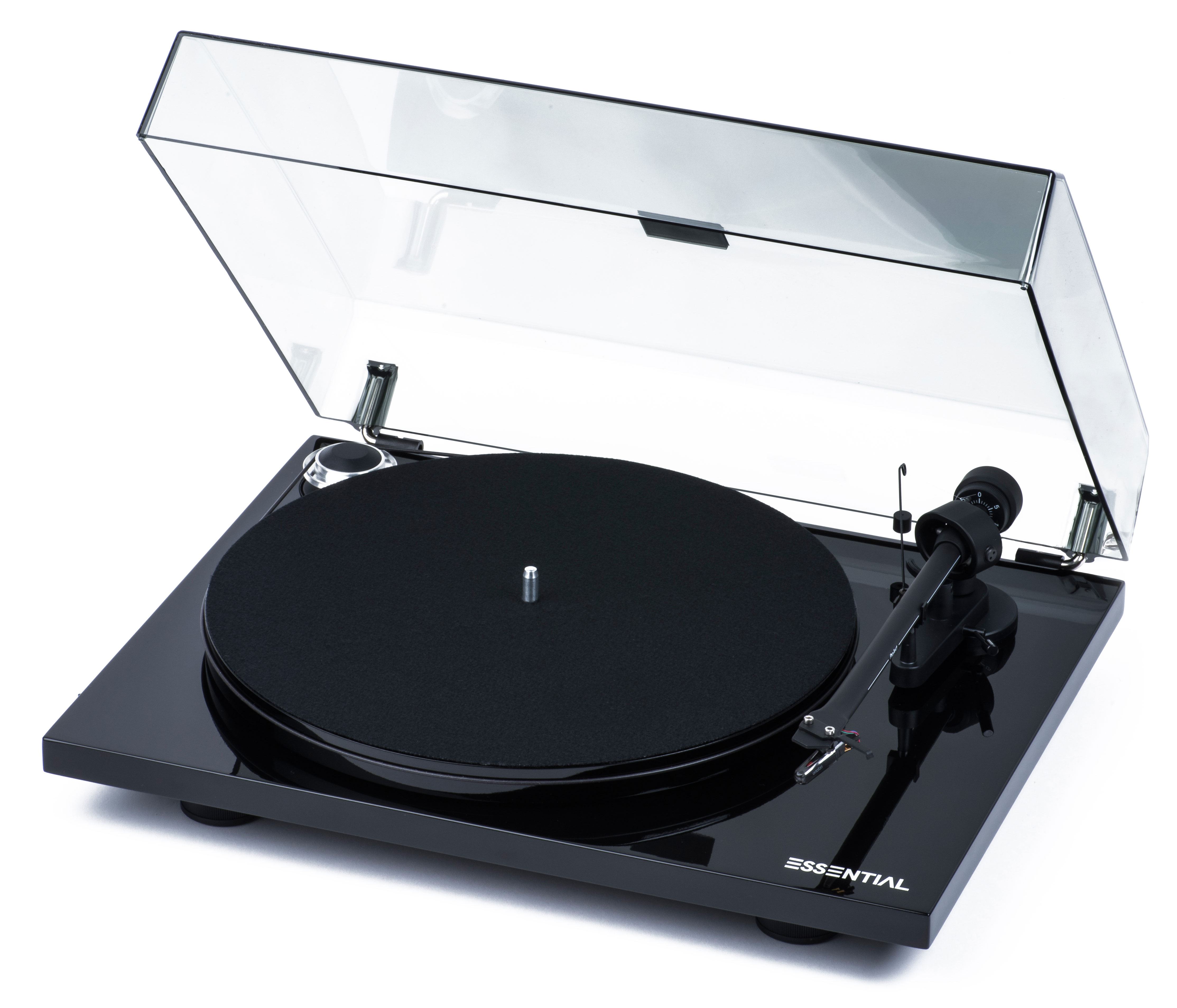 Pro-Ject Essential III RecordMaster levysoitin