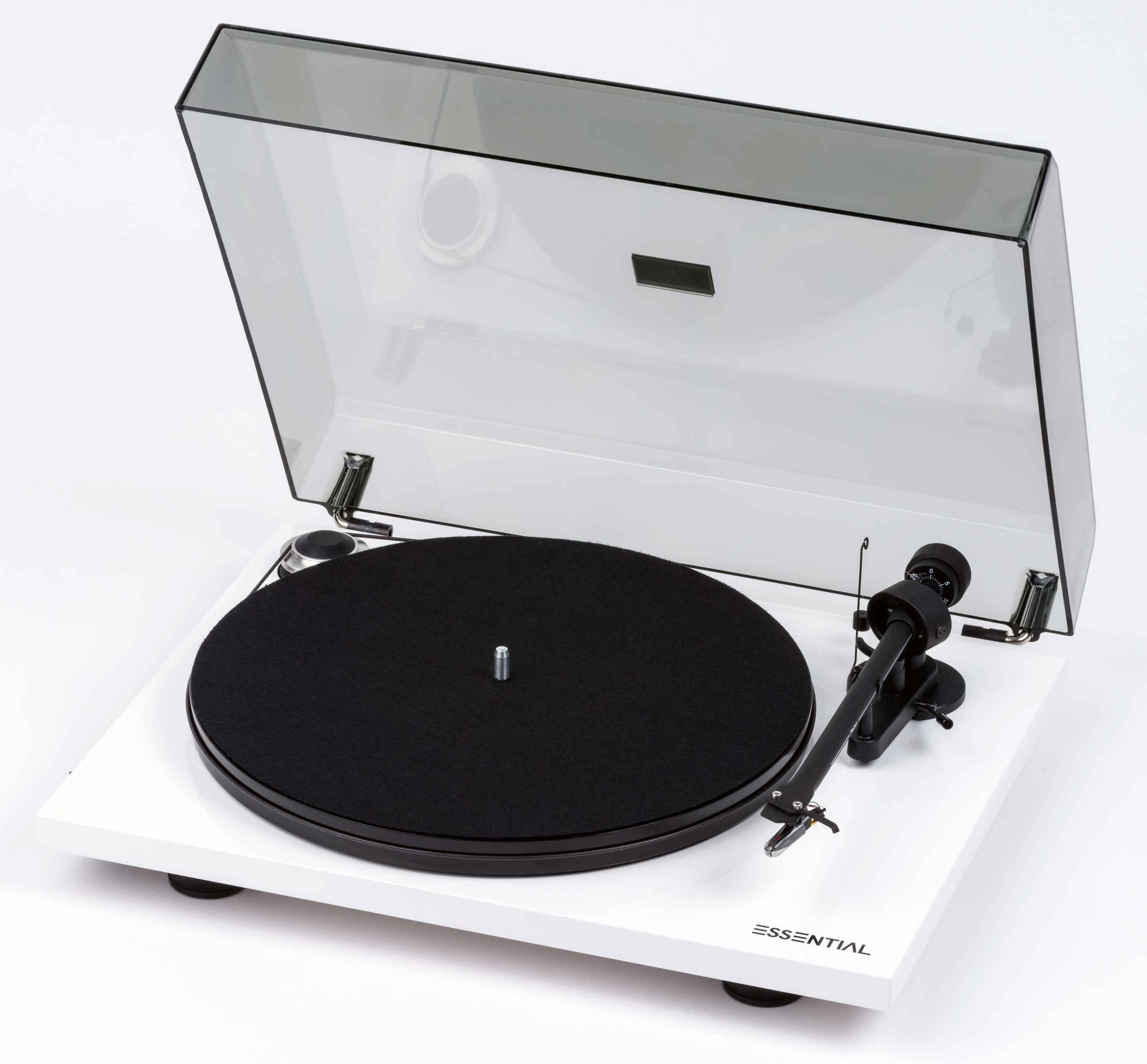 Pro-Ject Essential III SB levysoitin