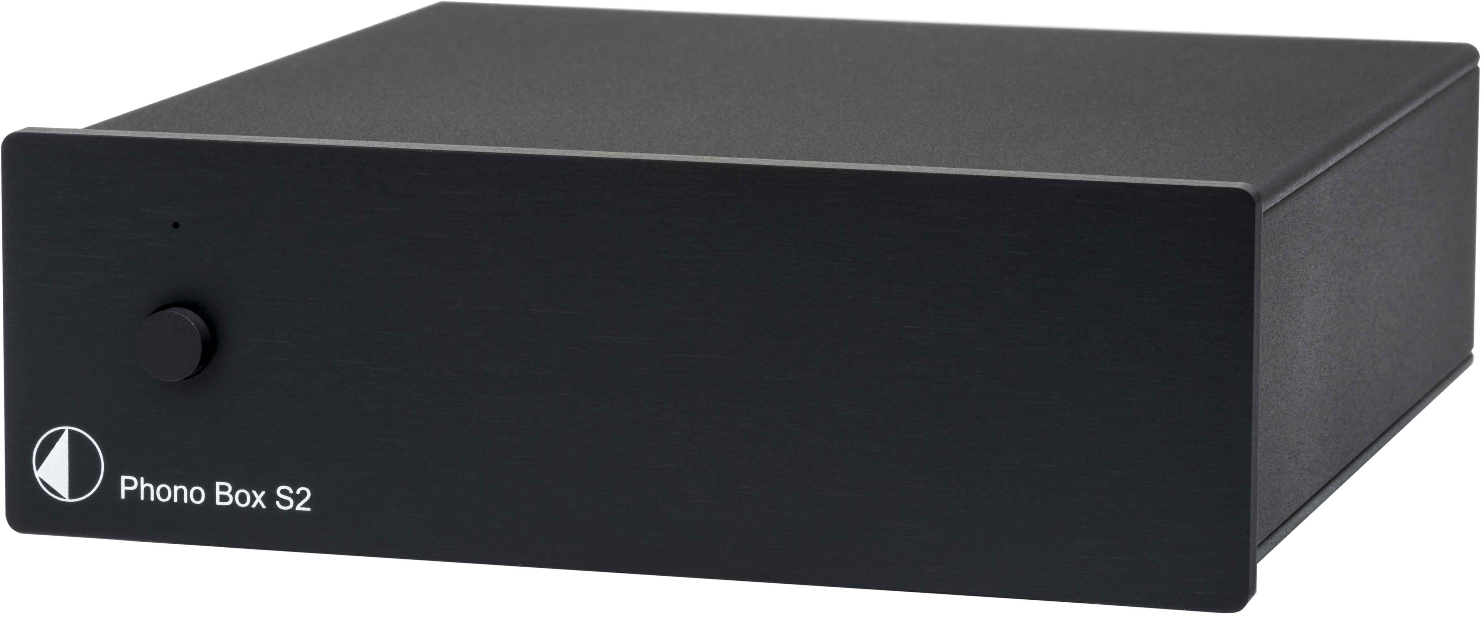 Pro-Ject Phono Box S2 RIAA-esivahvistin levysoittimelle