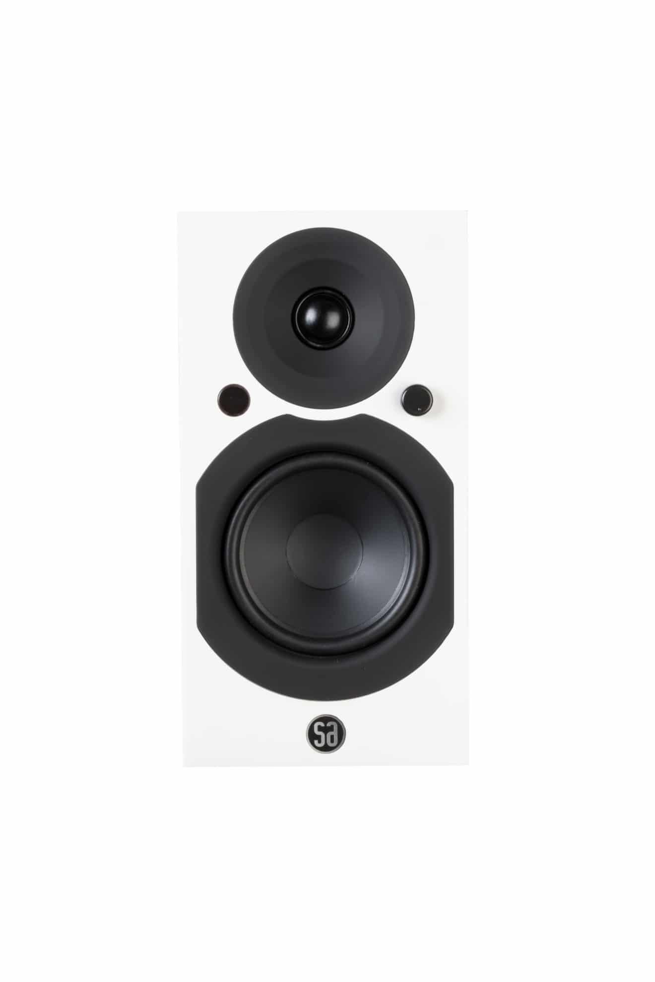 System Audio Saxo 3 Active aktiivikaiuttimet