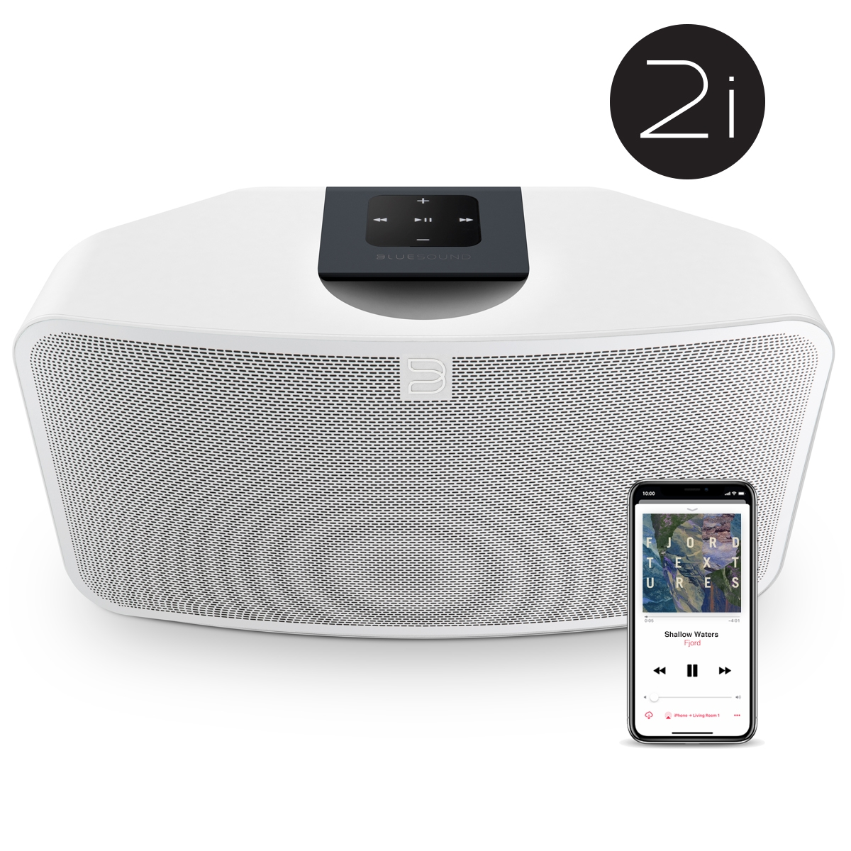 BLUESOUND PULSE MINI 2i langaton verkkokaiutin