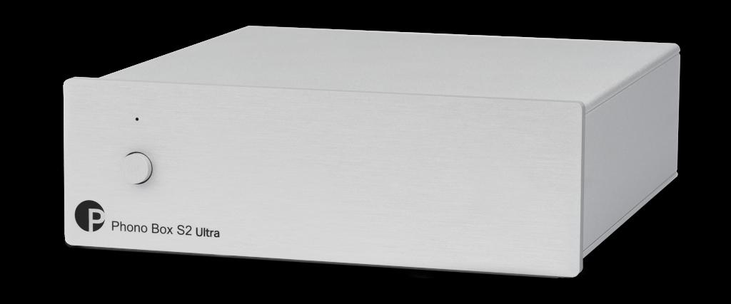 Pro-Ject Phono Box S2 Ultra RIAA esivahvistin