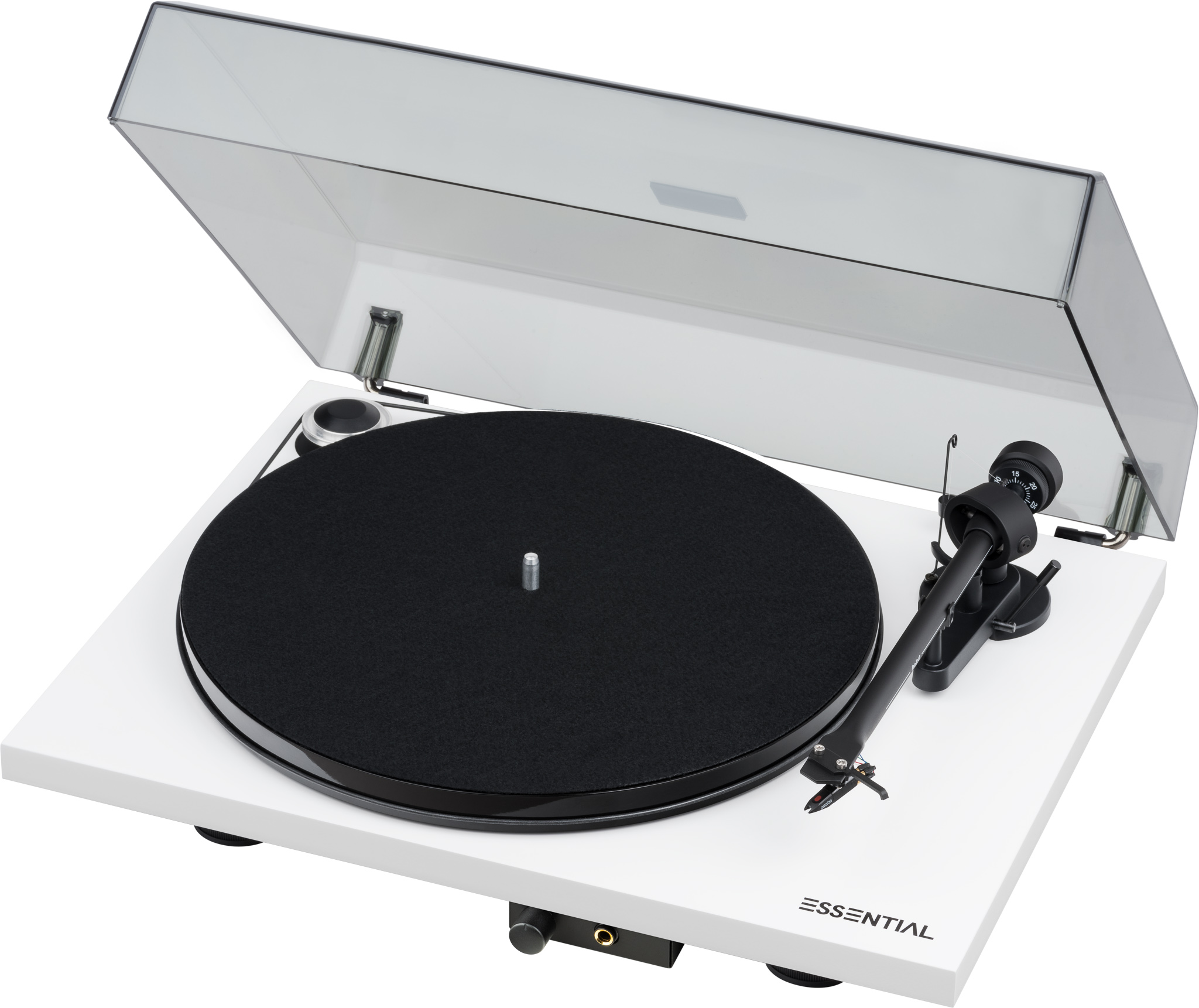 Pro-Ject Essential III HP levysoitin