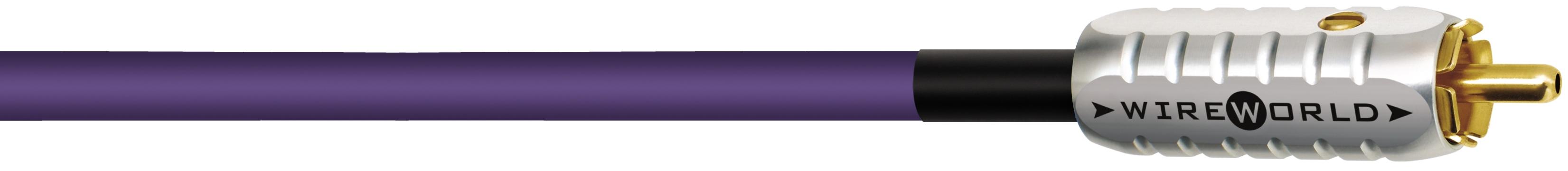 WireWorld Ultraviolet 75 ohm Digital Audio kaapeli RCA