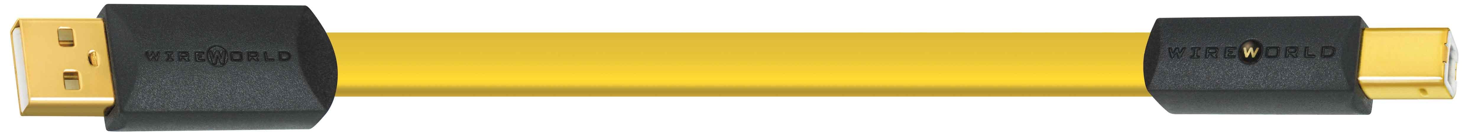 WireWorld Chroma 8, USB 2.0 (A to B) kaapeli