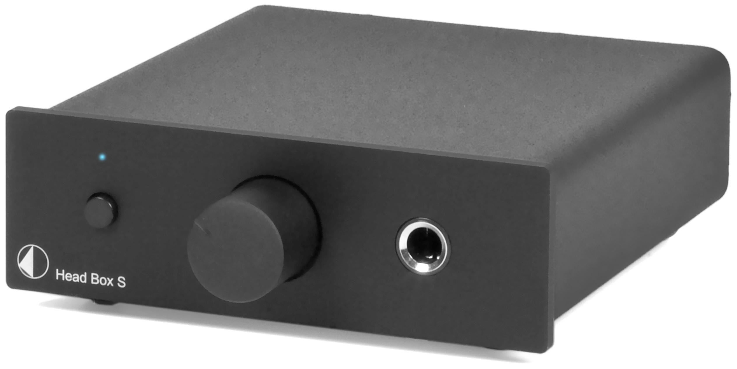 Pro-Ject Head Box S kuulokevahvistin