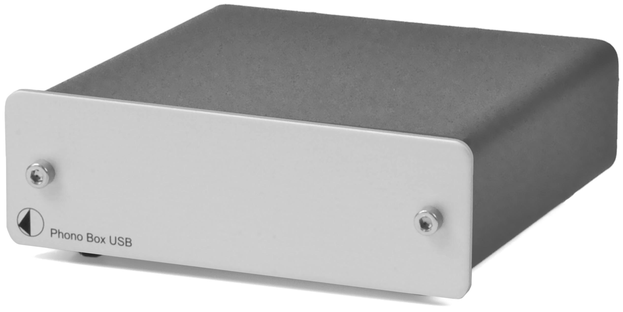 Pro-Ject Phono Box USB RIAA esivahvistin levysoittimelle