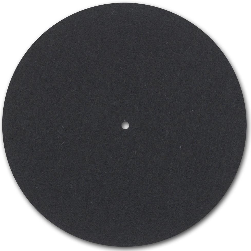 Pro-Ject Huopamatto Standard Musta