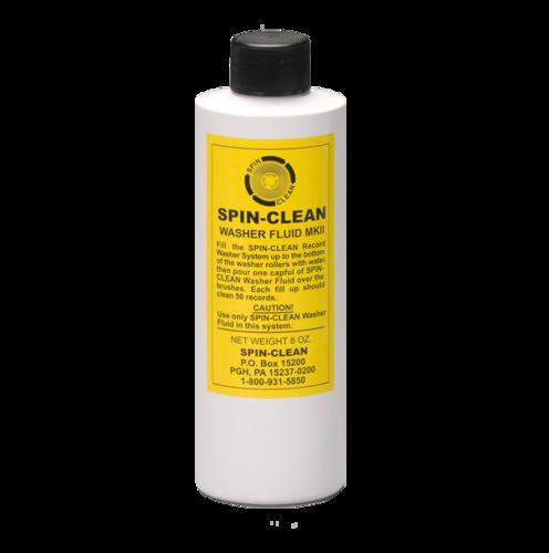 Spin-Clean Washer Fluid MKII pesuainetiiviste 8 Oz, 236 ml