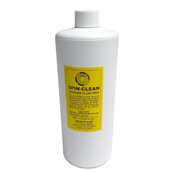 Spin-Clean Washer Fluid MKII pesuainetiiviste 32 Oz, 944 ml