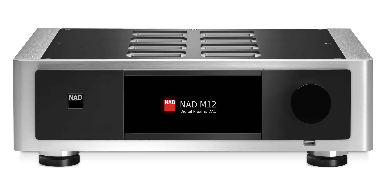 NAD M12 Digital etuvahvistin - DAC