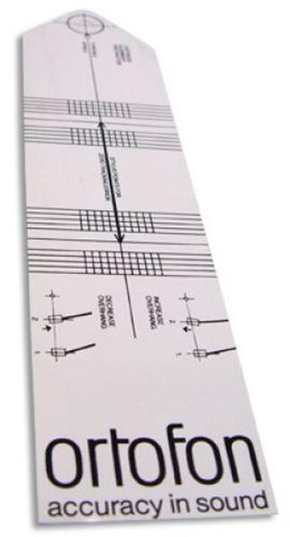 Ortofon Alignment Tool äänirasian kohdistusapu