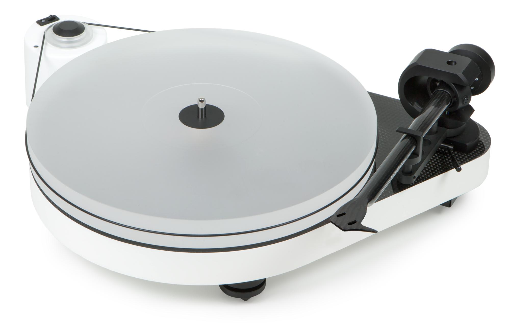 Pro-Ject RPM 5 Carbon levysoitin,  ilman äänirasiaa