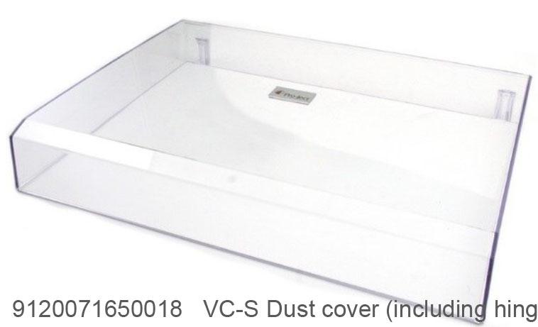 Pro-Ject VC-S MK II  levynpesukoneen pölykansi